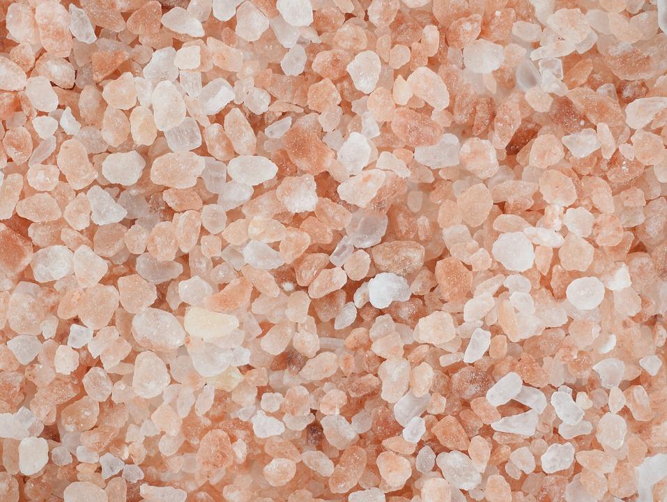 What is pink salt?