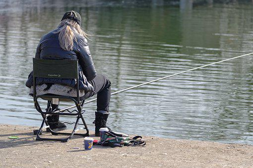 best fishing chair with rod holder