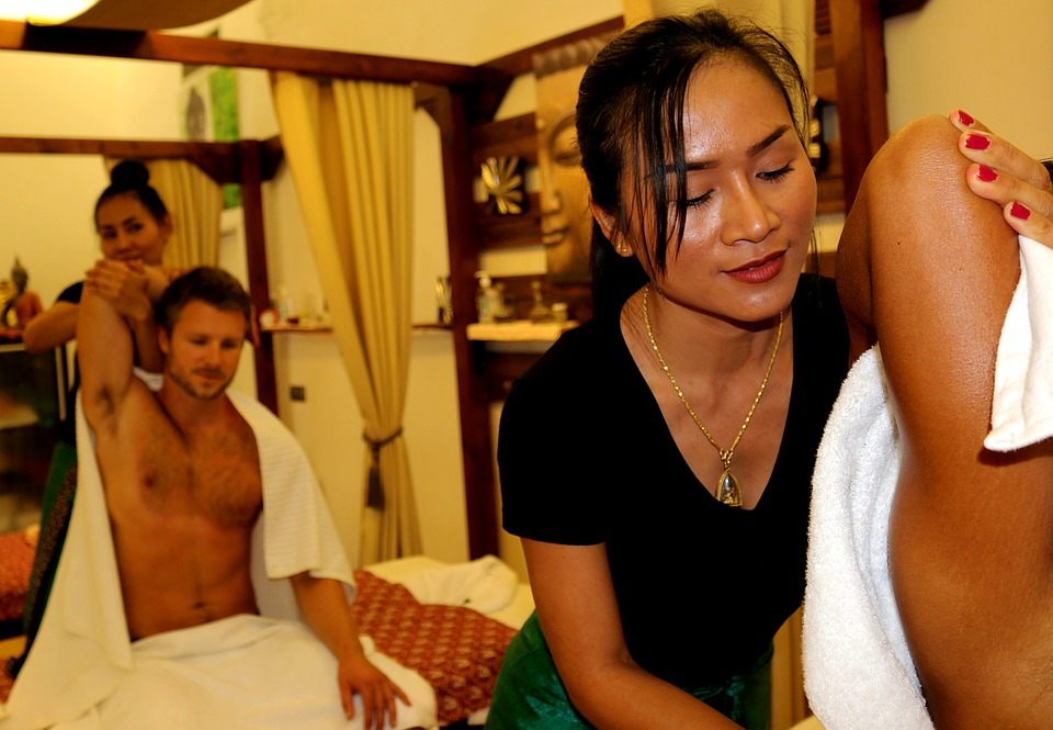 Секреты тайского массажа