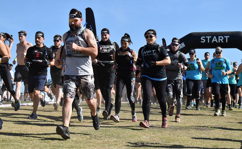How many days until spartan race countdown