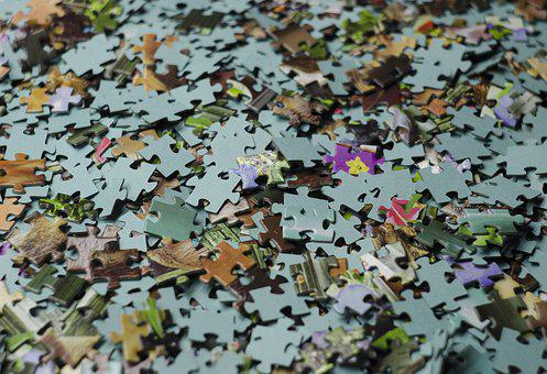 The very first jigsaw puzzle