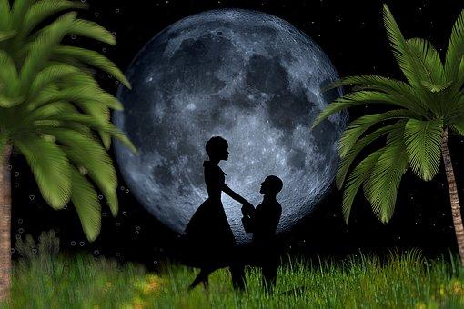 Love, Romantic, Romantic Night