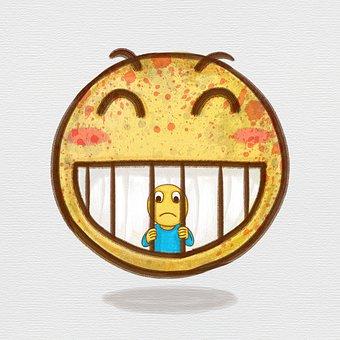 100 Gambar Sedih Senyum Senyum Gratis Pixabay