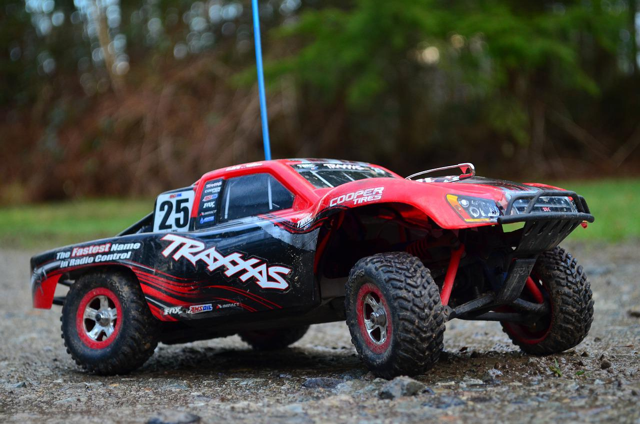 Rc Car Traxxas Slash Remote - Free photo on Pixabay