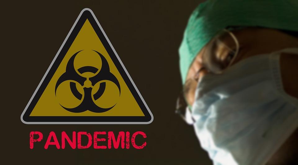 Pandemia, Peligro, Virus, Propagación, Coronavirus