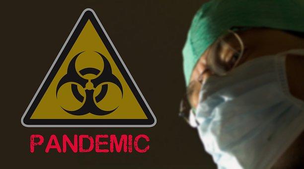 Pandemie, Gefahr, Virus, Verbreitung