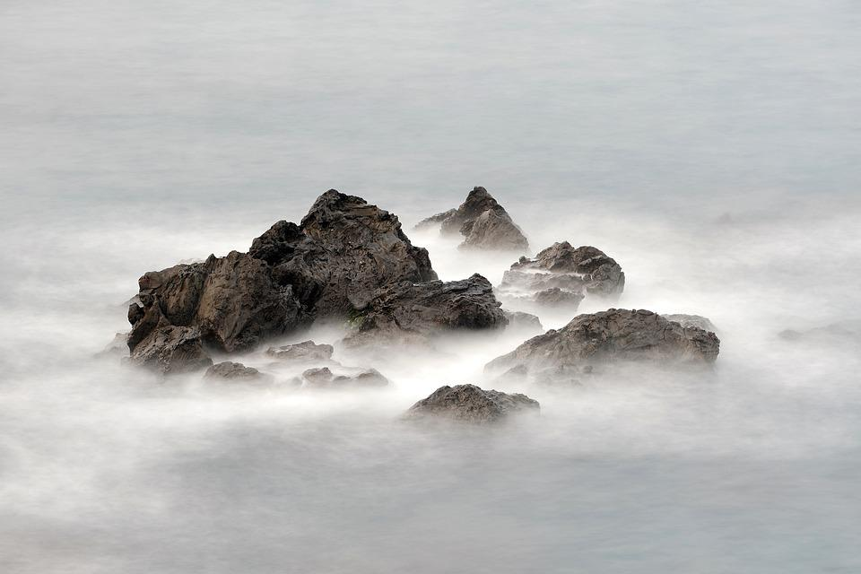 Sea, Wave, Water, Travel, Waves, Nature, Landscape