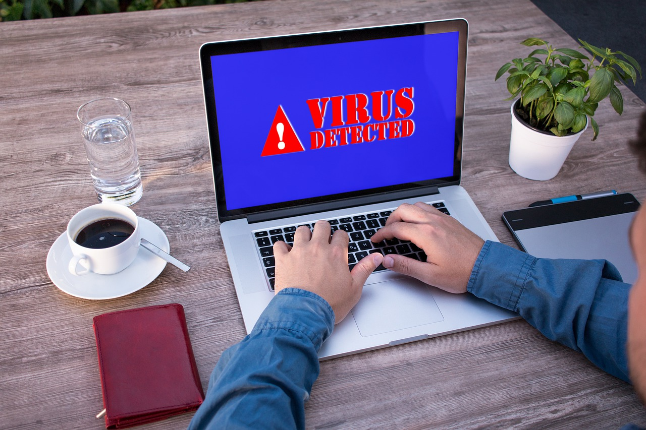 virus removal services