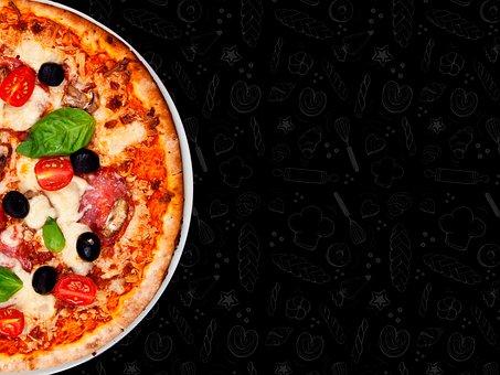 Pizza, Massa, Alimentos, Tomate, Queijo