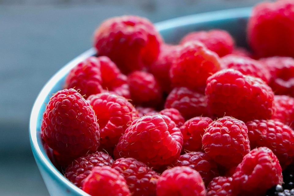 Berry, Fruits, En Bonne Santé, Manger, Été, Red, Sweet