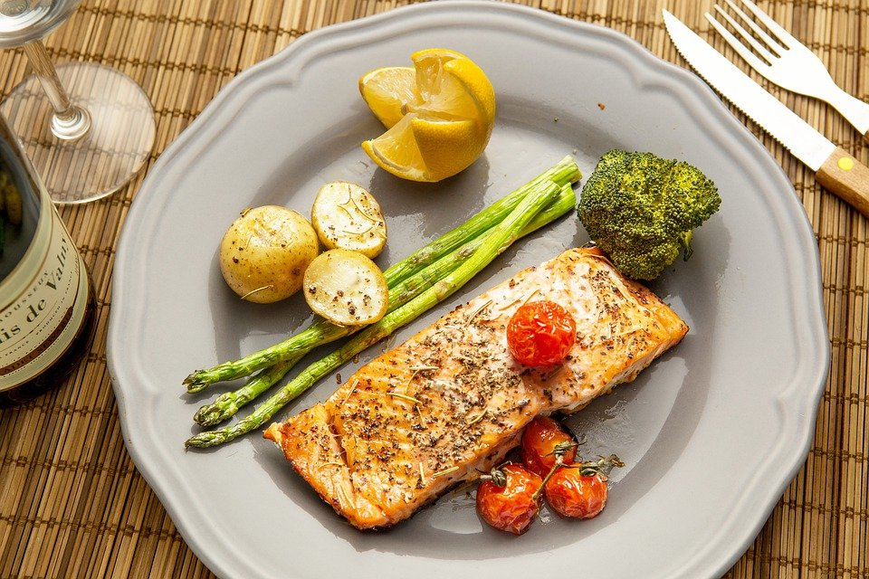Salmon Dish Food - Free photo on Pixabay