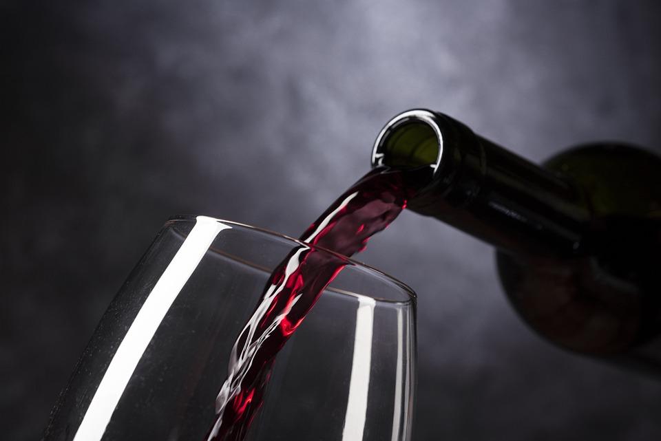 Wijn, Fles Wijn, Rode Wijn, Cup, Alcohol, Glas