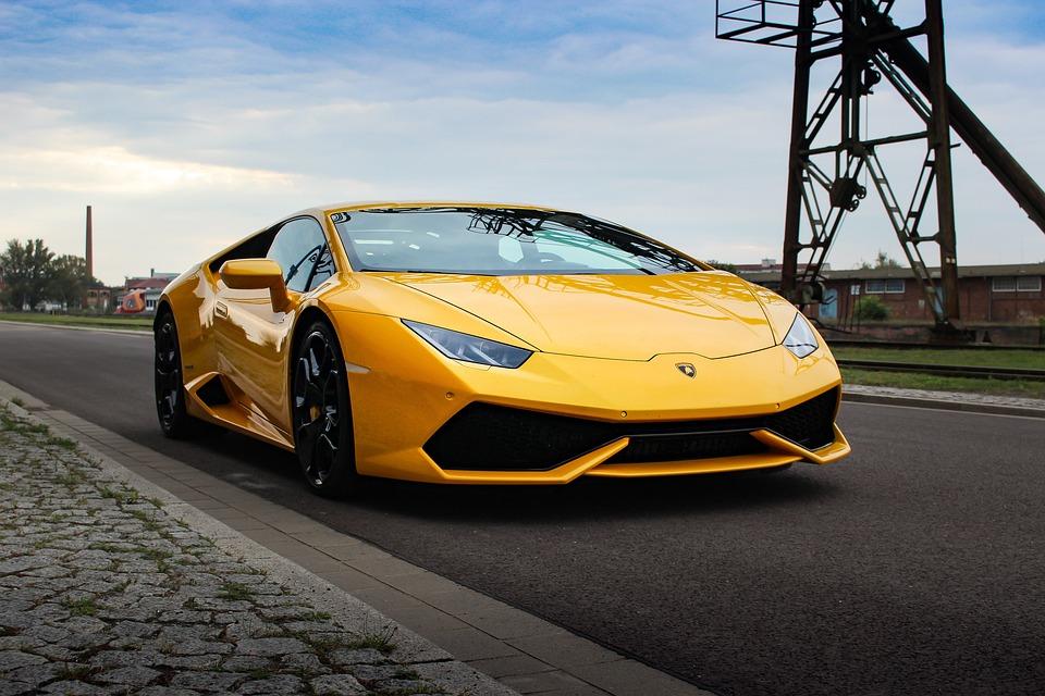 Lamborghini, Huracan, Lamborghini Huracan, Automobile
