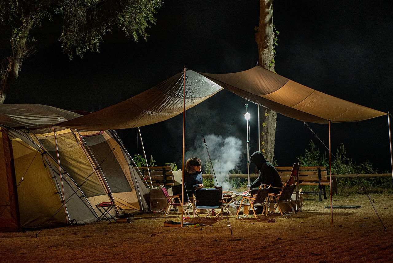第二次キャンプブームの背景