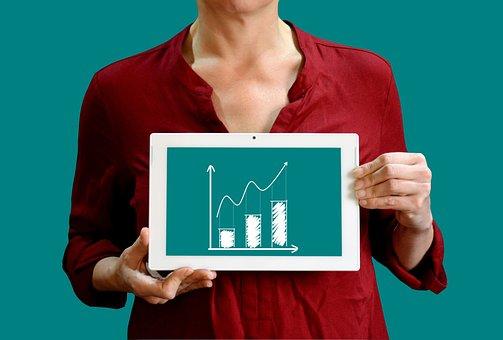Chart, Investment, Analytics, Graph