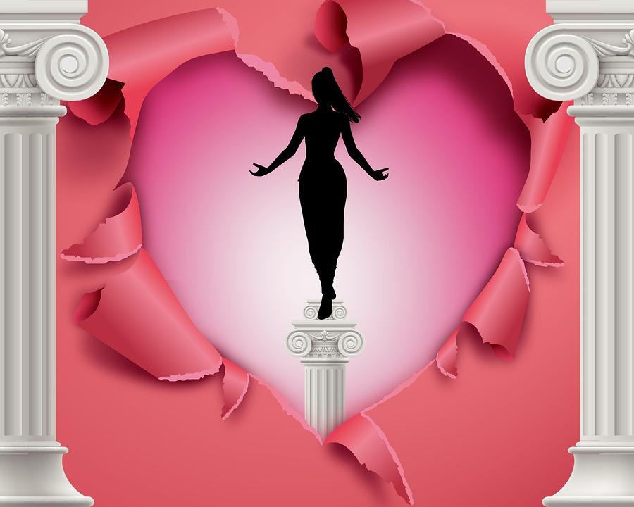 Godin, Aphrodite, Mythologie, Standbeeld, Liefde, Oude