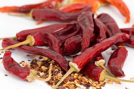 Cayenne Pepper, Chilli, Red Pepper