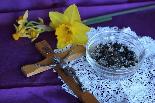 Ash Wednesday, Lent, Spiritual, Jesus