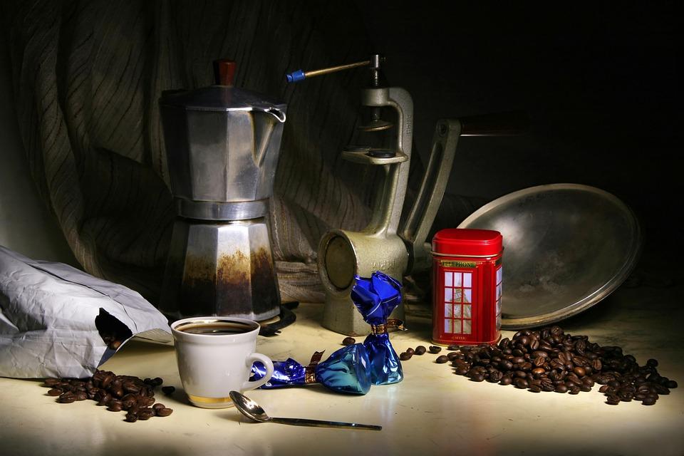 Як зварити каву у турці