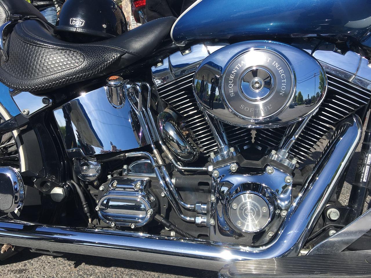 Motorcycle Engine Motor - Free photo on Pixabay