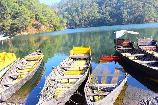 Nainital boat image