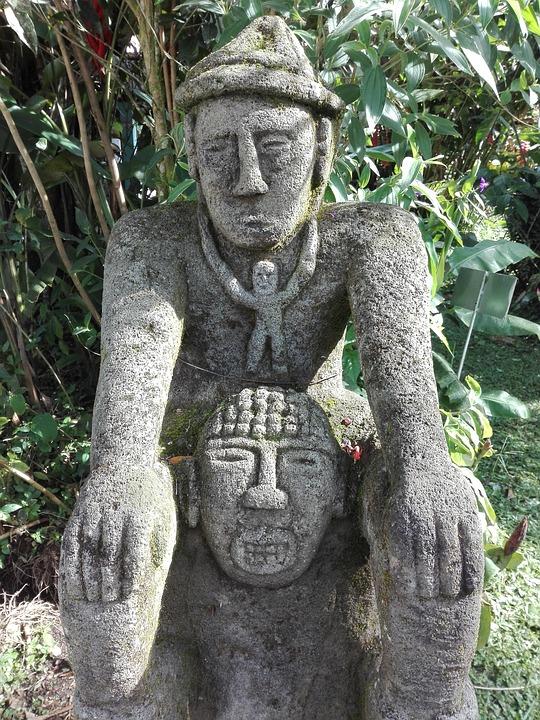 Barils, Chiriqui, Panama, Archéologie