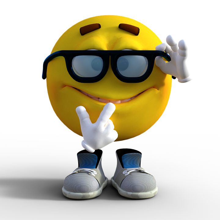 Emoji, Smiley, Funny, Cartoon, Comic, Expression, Face