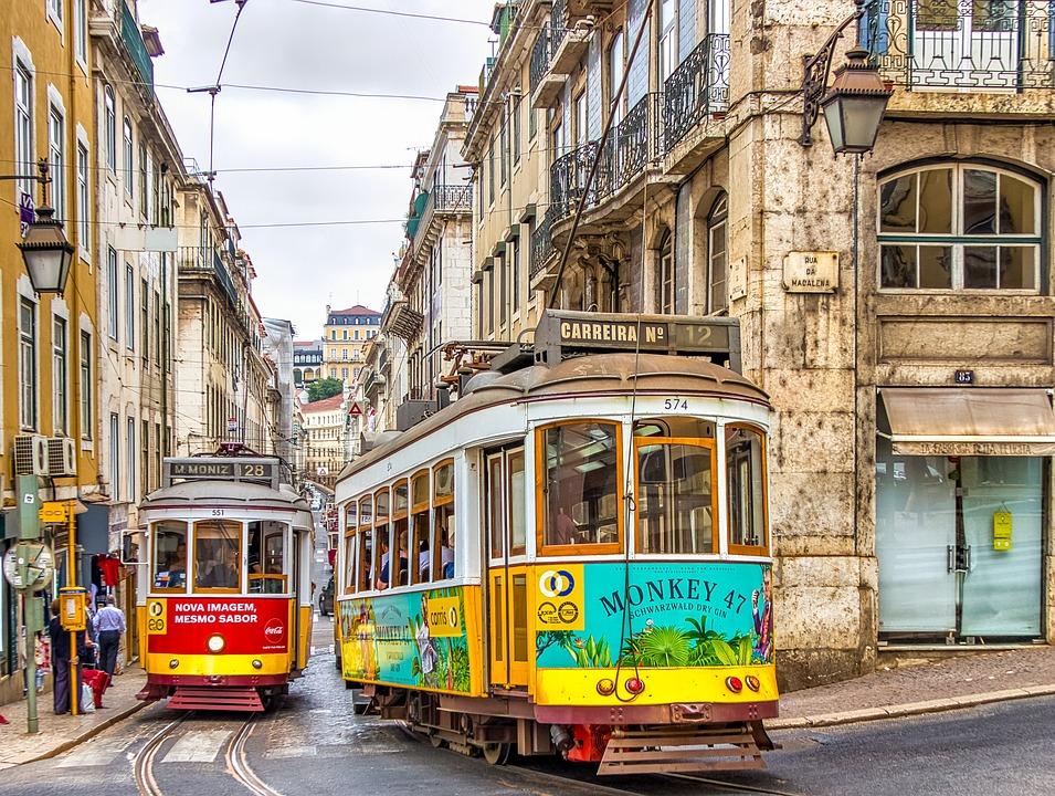 Portugal, Lisboa, Arquitectura, Viajes, Ciudad