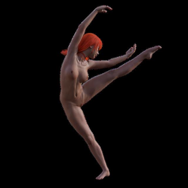 Dance Girls Naked Porno Photo