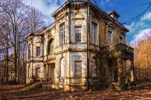 Villa, Château, Résidence, Manoir