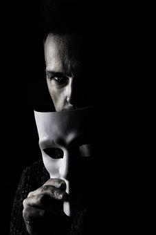 Mysterious, Man, Fantasy, Mystical, Evil