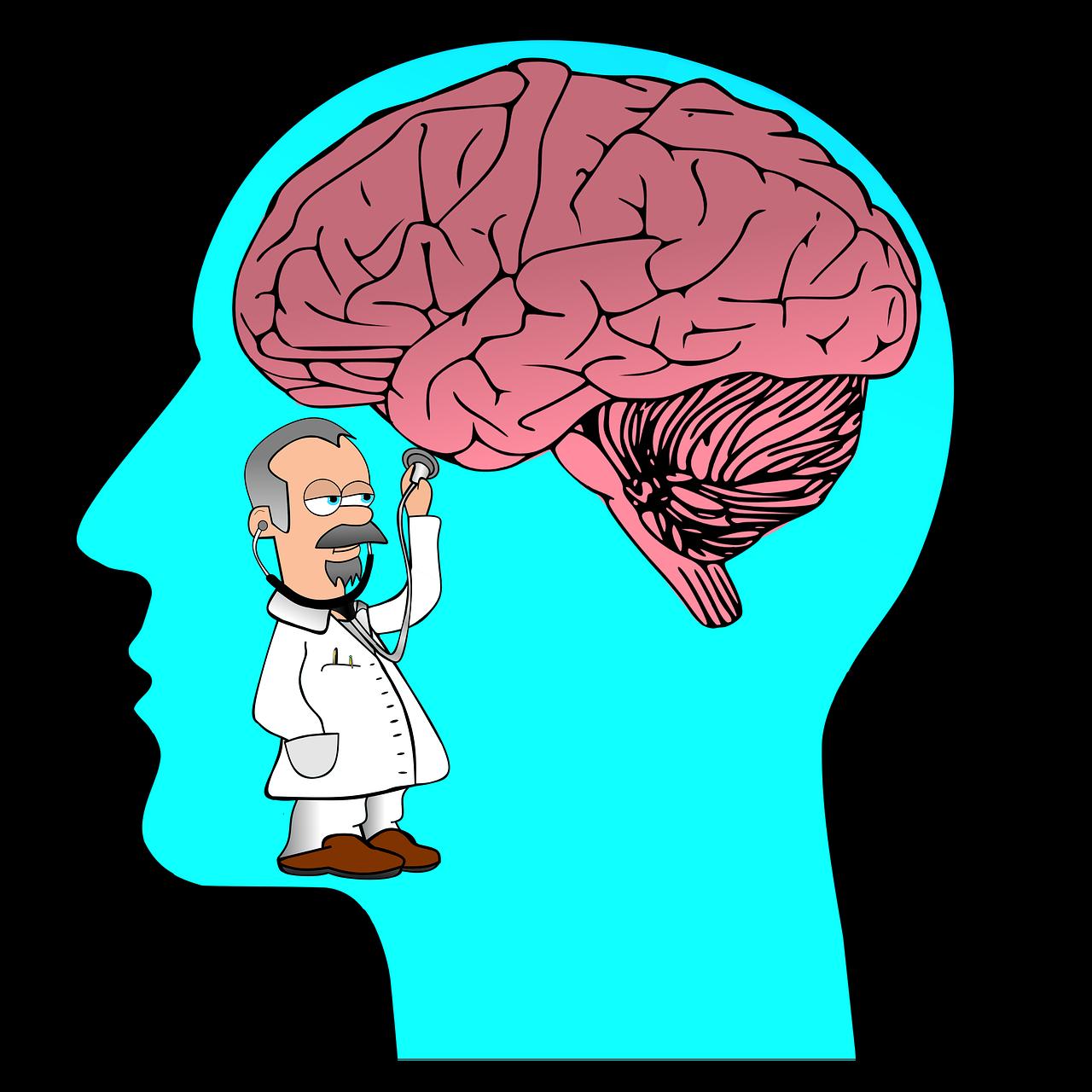 Clip Art Mentally Ill Psyche - Free image on Pixabay