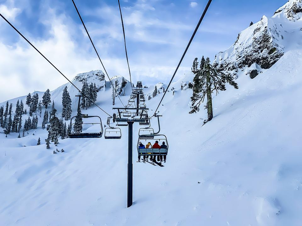 Skiing, Snow, Winter, Cold, Snowboarding, Outdoors