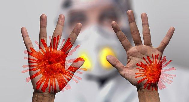 Coronavirus, Sras-Cov-2, Virus