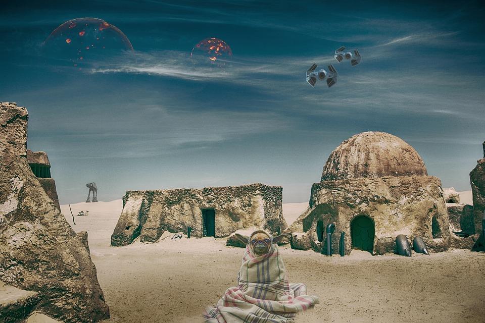 Fantasy, Starwars, Fiction, Futuristic