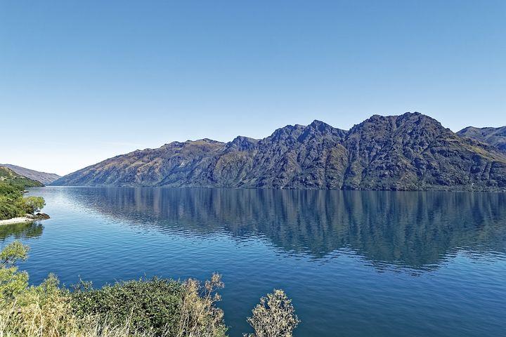 фото озера гуэлф племен