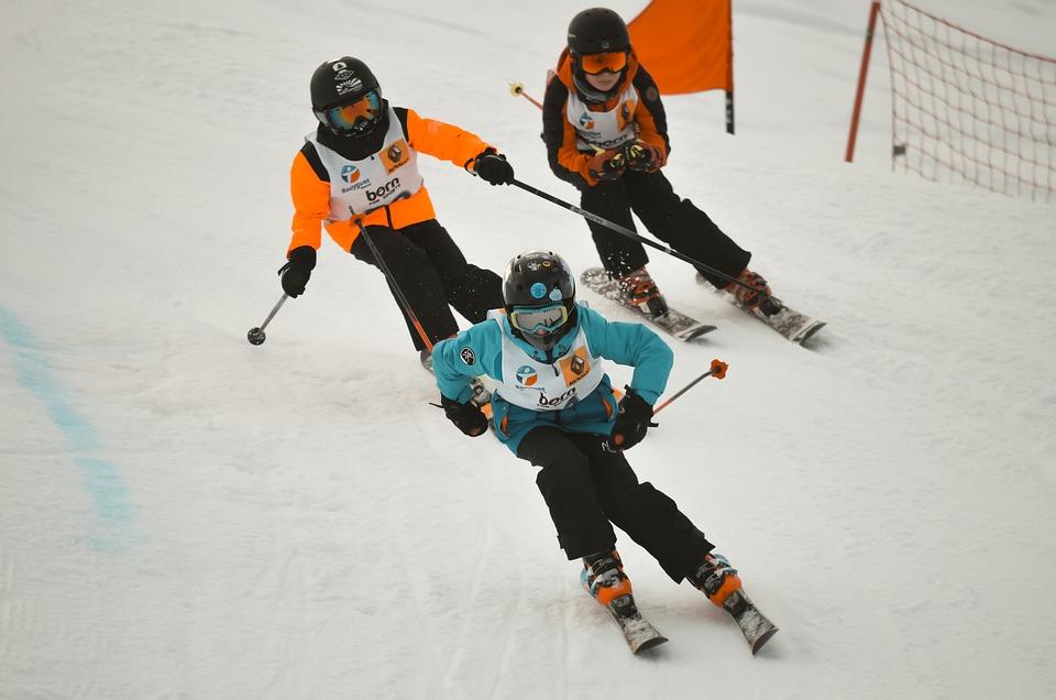Esquí, Skicross Competiciones, Competencia, Invierno