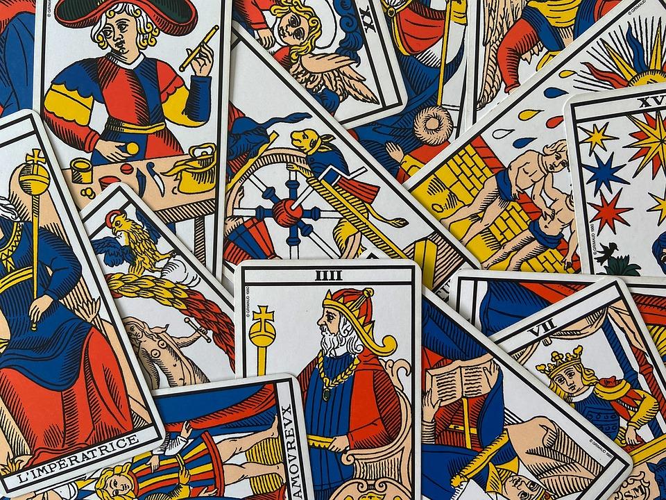 Tarot Cartes Voyance Photo Gratuite Sur Pixabay