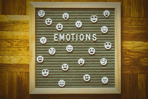Emotions, Feelings, Smilies, Joy, Human