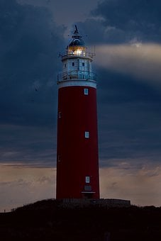 Lighthouse, Evening, Abendstimmung