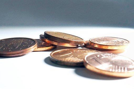 Cent, Euro Cent, Argent, Trésorerie