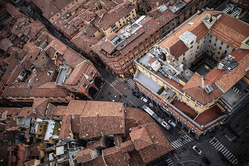 Old City, Old Architecture, City, View