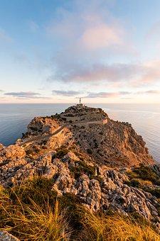 Mallorca, Formentor, Sea, Vacations