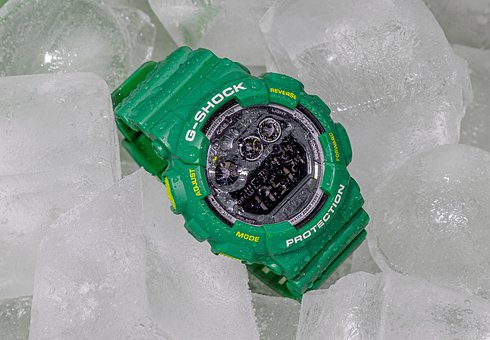 Casio, G-Shock, Digital, Digital Clock