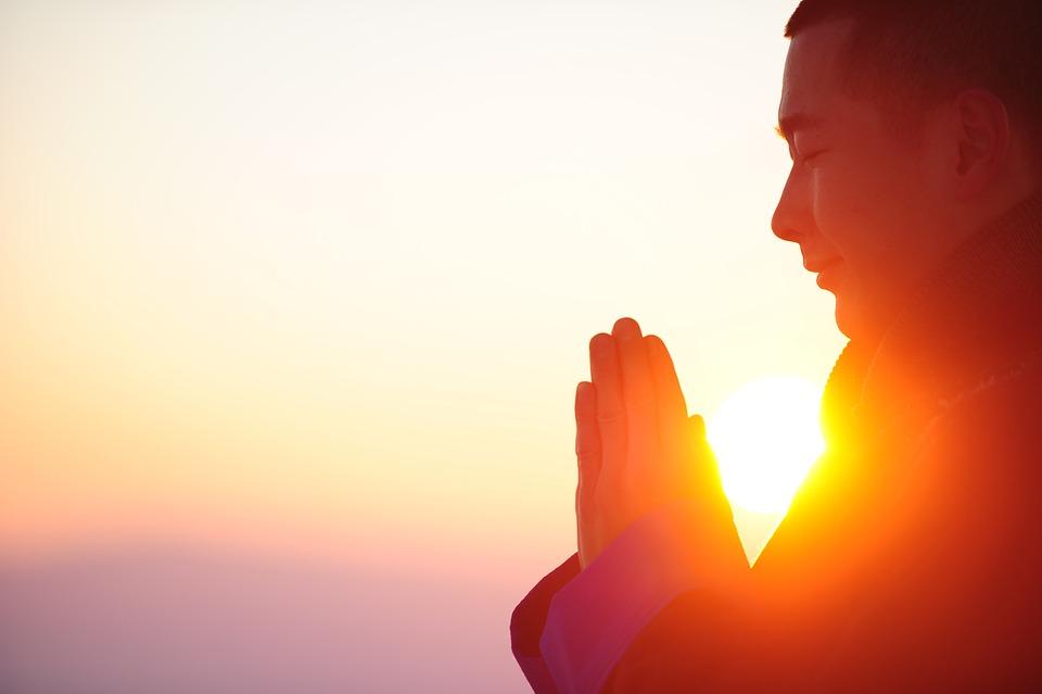 Yoga, Meditation, Vipassana, Person, Man, Energy