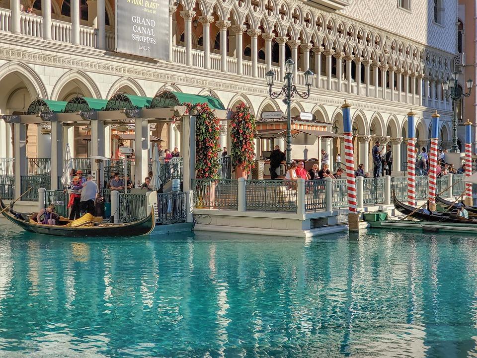 Las Vegas, Venetian Hotel, Casino, Architecture