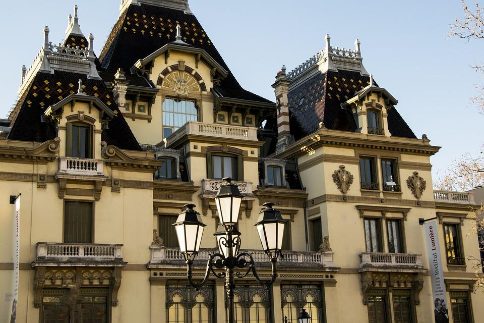 Instituto De La Luz, Cine, Lyon, Museo, Francia