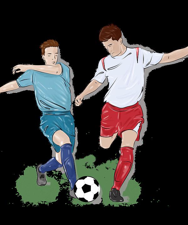 Dessin Football Sport - Image gratuite sur Pixabay
