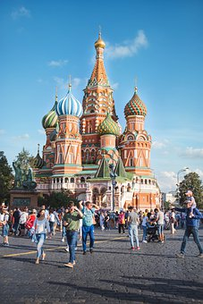 Moscow, Building, Church, Architecture