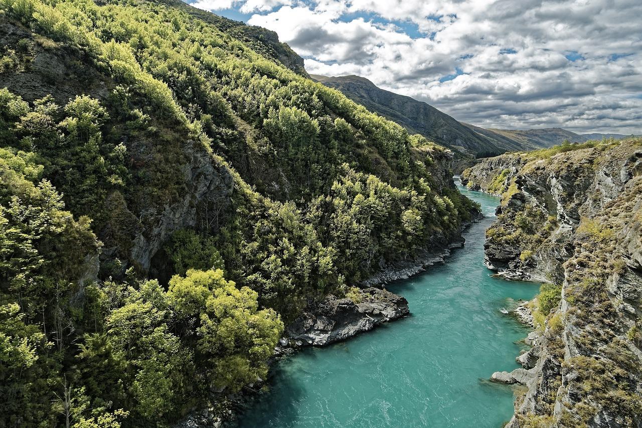 Kawarau River queenstown